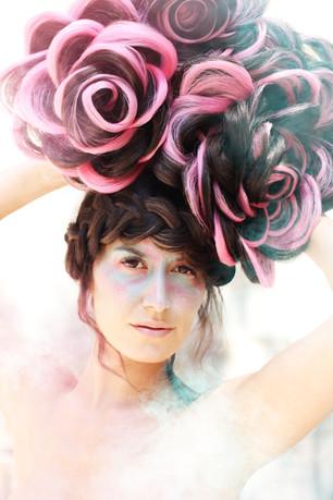 Hair, Makeup & Photo: Emelie Eriksson