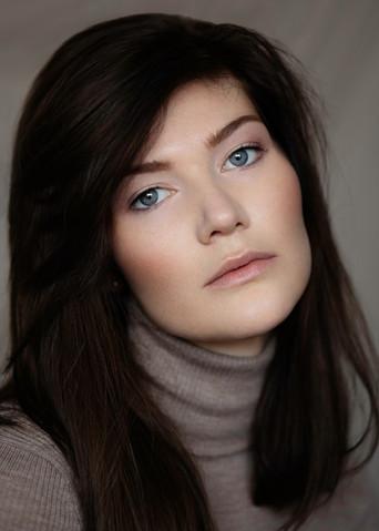 Photography: Maurizio Pedroni  Hair & Makeup: Emelie Eriksson  Model: Elo Durand