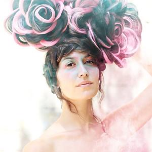 Pink Blossom - Concept Hair Magazine