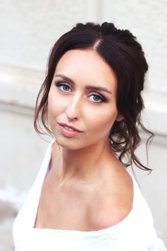 Hair & Makeup: Emelie Eriksson  Photography: Emelie Eriksson  Model: Clara Hansén