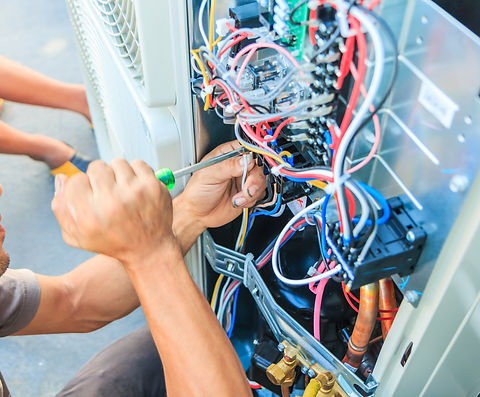 Air Conditioning Technician and A part o