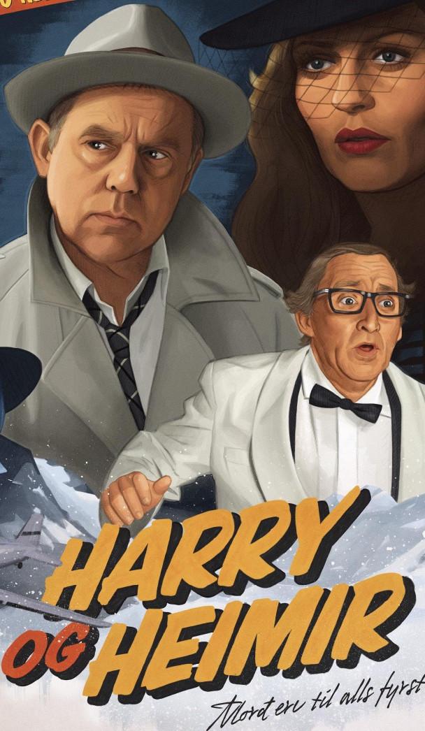 Harry & Heimir
