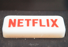 Netflix button on remote control