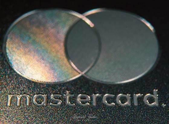 Mastercard - Macrophotography