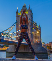 Jessica Sugden - Yoga Instructor London