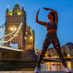 Jessica Sugden - Yoga Instructor London