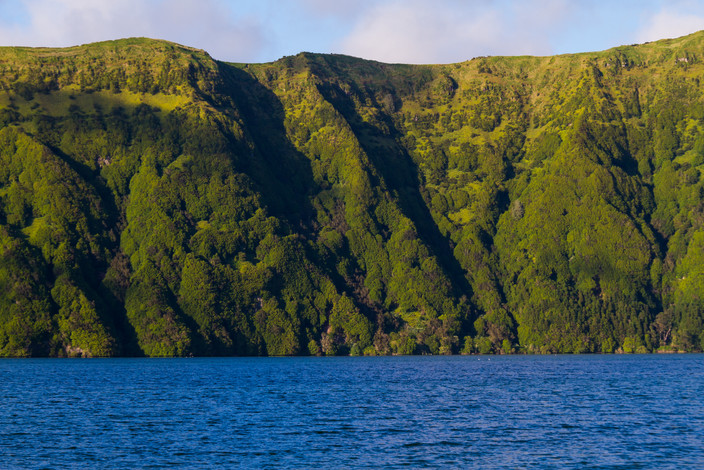 Azores Islands - lake