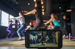 Yoga class in London - Jessica Sugden