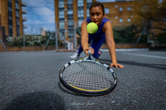 Tennis photoshoots - London, England