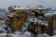 Meteora - Greece - Winter