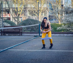 Fitness model - Shivani