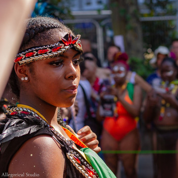 Portrait - Notting Hill Carnival