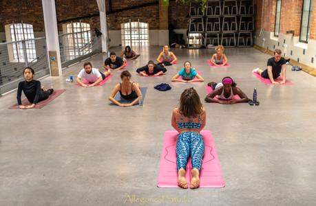 Yoga Instructor London - Jessica Sugden