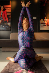 Yoga photoshoot London - Jessica Sugden