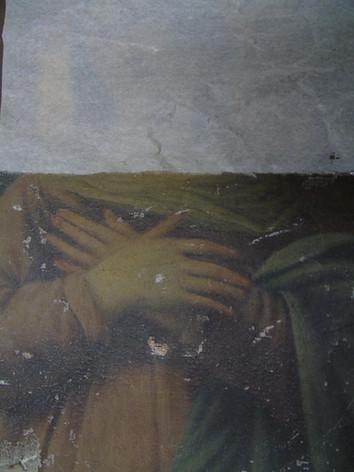 Madonna, scuola del Guido Reni, secolo XVII, Bologna (Italia)