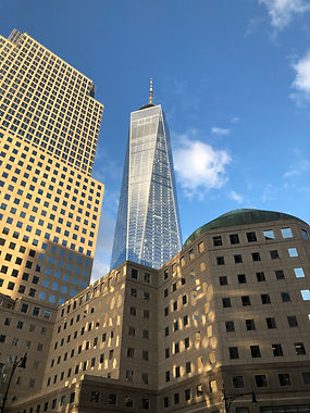 One World Trade Center and World Financial Center Buildings