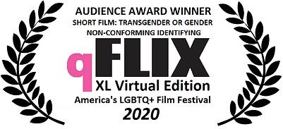 qFLIX 2020 XL AUDIENCE AWARD-SHORT FILM-
