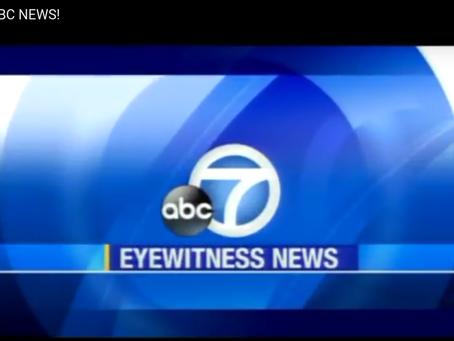 SPEC FEST! on ABC NEWS!