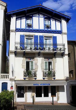 hôtel de charme pays basque