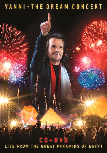 "Lançamento Mundial do DVD      Blu-Ray do Yanni:                         ""Dream Concert: Live F"