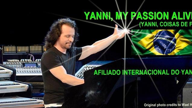 AFILIADO INTERNACIONAL DO YANNI NO BRASIL