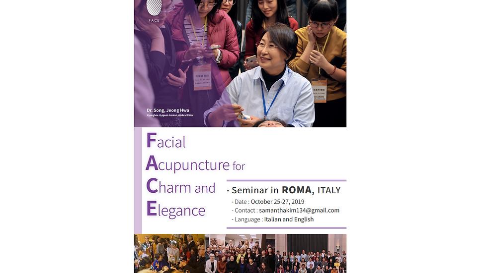 2019 October Seminar in Roma