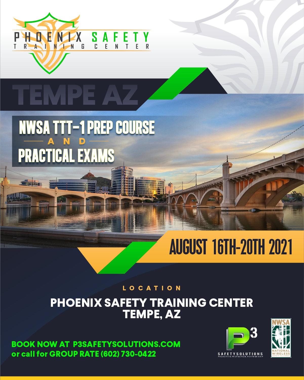 NWSA TTT-1 Practical Exams