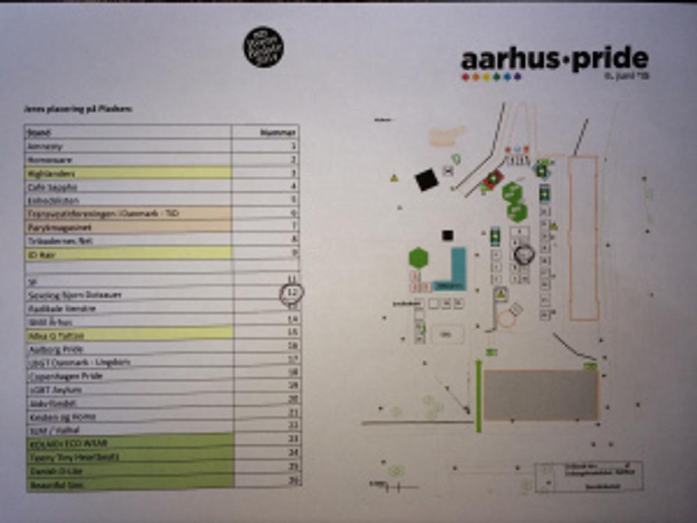 Aarhus Pride Sexolog Bjorn Dotzauer