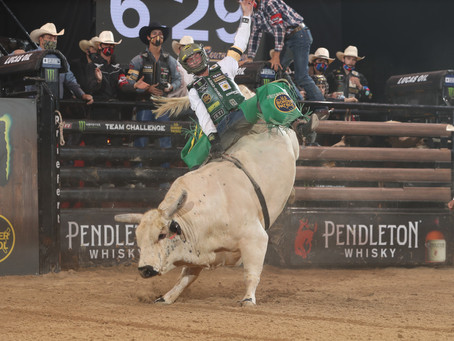 Two Big Names Make it Back to the PBR Tour