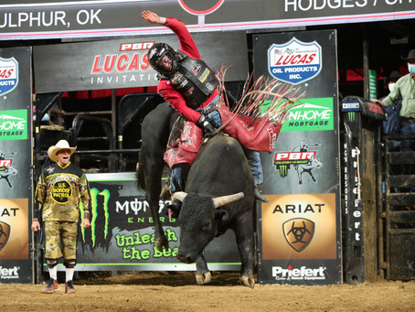 Brennon Eldred Wins Career-First PBR Unleash The Beast Event