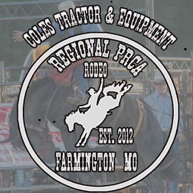 Cole'sTractor PRCA Rodeo