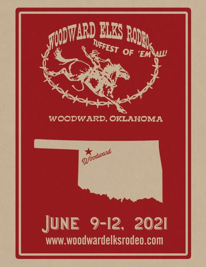 Woodward Elks Rodeo