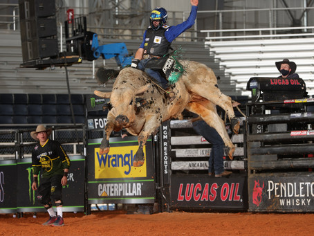 KAIQUE PACHECO COMES THROUH AT THE PENDLETON WHISKY INVITATIONAL IN FLORIDA