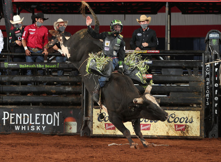 PBR Continues to Roll on in Guthrie, By Skip Ransom