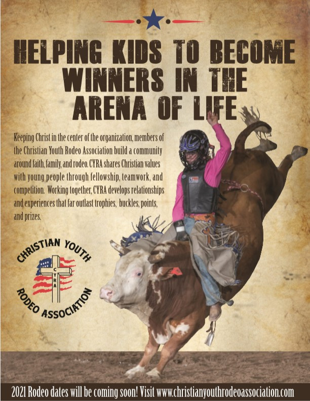 Christian Youth Rodeo Association
