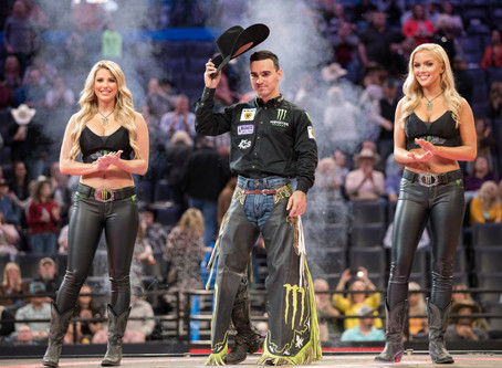 PBR Oklahoma City came and went with all the gusto it has had for many years!
