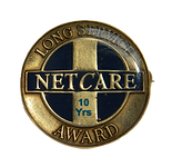 NetCare Long Service Award Badge