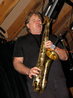 Dave Homan...saxophonist extrordanaire!.