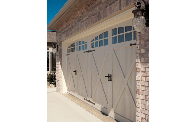 Carrige House Garage Door
