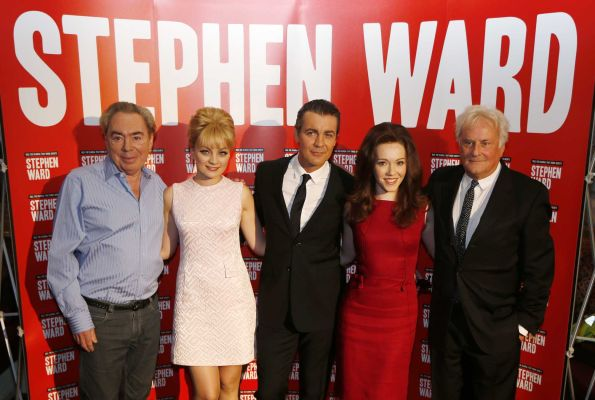 Stephen Ward Press Launch