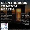 Open The Door To Mental Health