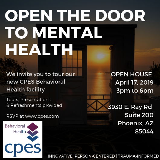 Open The Door To Mental Health