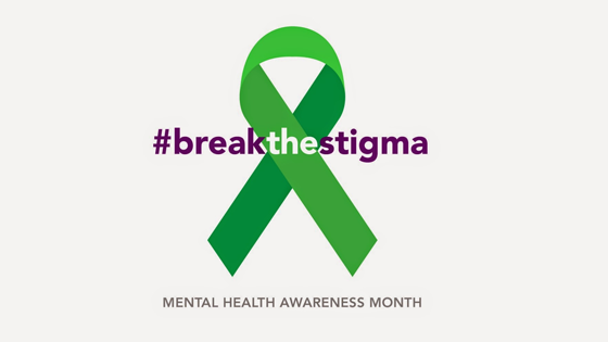 Happy Mental Health Awareness Month!