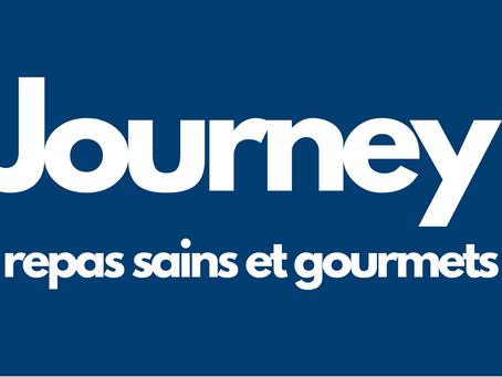 Journey : la box de plats fraîchement cuisinés.