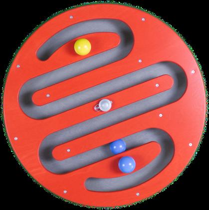 Welle Kugelspiel