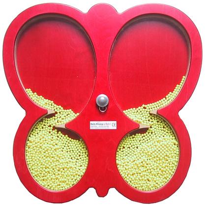 Schmetterling drehbar