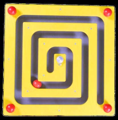 Quadrat Kugelspiel