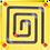 Thumbnail: Quadrat Kugelspiel