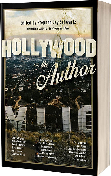Hollywood vs The Author Final Cover 3D c