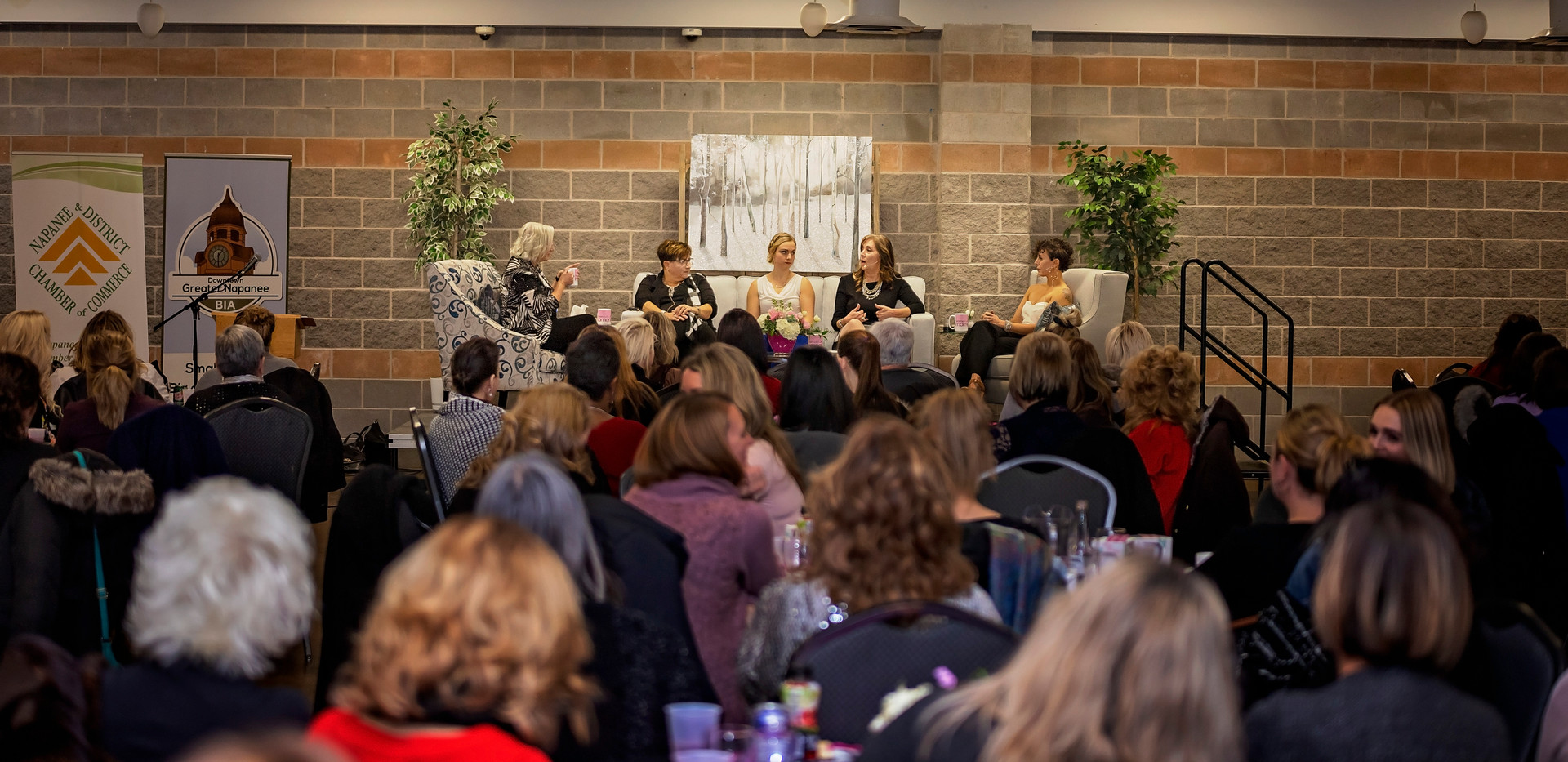 Womens Speaker Panel 2019